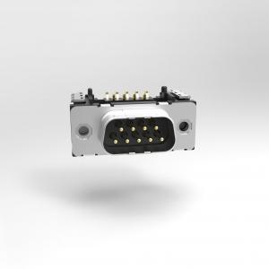 TMC D-Sub SMT 90° Standard Gewindebolzen