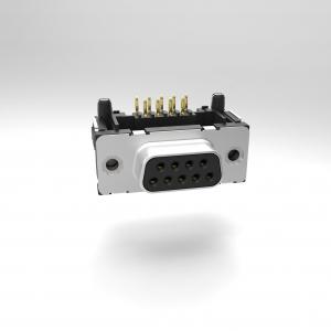TMC D-Sub Pressfit 90° Standard Durchgangsloch