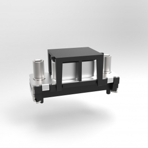TMC D-Sub SMT 180° Standard Gewindebolzen
