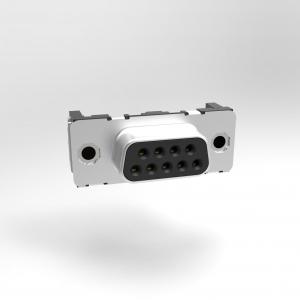 TMC D-Sub Pressfit 180° Standard Durchgangsloch
