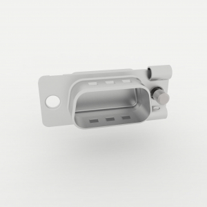 EMV-Schutzkappe mit Schraubverriegelung