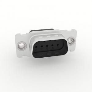 D-Sub Steckverbinder Standard Crimp mit Gewindeniet