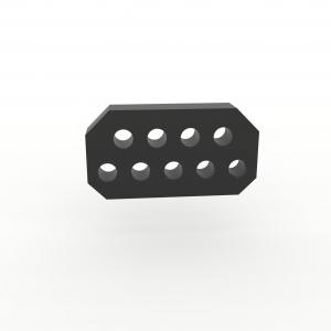 Ferritplatten für D-Sub Steckverbinder