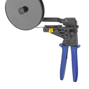 Handcrimpzange mit Spulenhalter für gestanzte HD D-Sub Crimp Kontakte