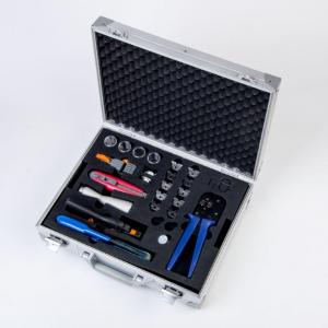 Werkzeugkoffer für die M12 Konfektion