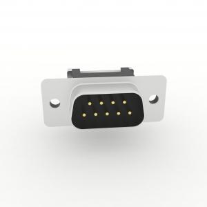 Flachkabelsteckverbinder mit Doppel-Kontaktierung