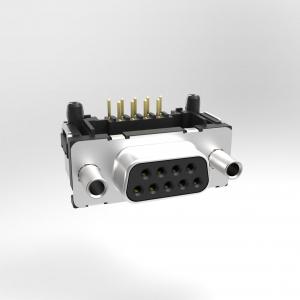 TMC D-Sub THR 90° Standard Gewindebolzen