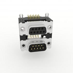D-Sub Steckverbinder Standard Doppelstock