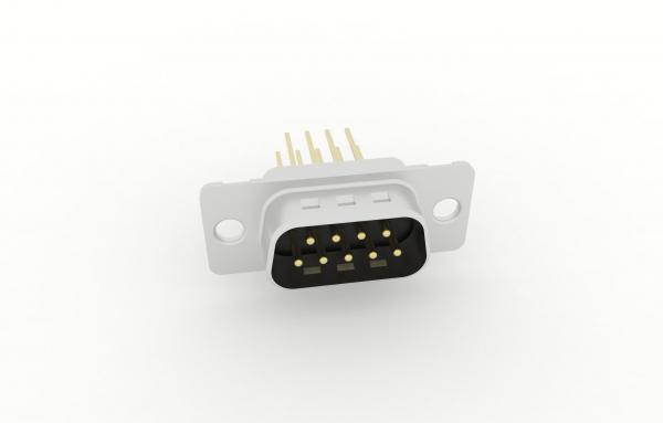 D-Sub Filtersteckverbinder Wire Wrap