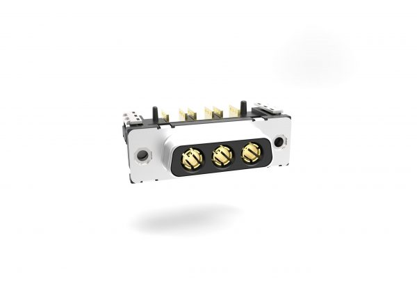 TMC High Power D-Sub SMT 90°