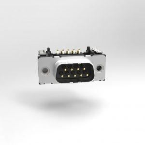 TMC D-Sub SMT 90° Standard Durchgangsloch